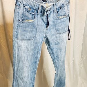 Citizens of humanity jeans bell bottoms